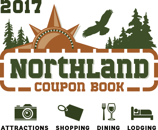 2017 Northland Coupon Book - Attractions, Shopping, Dining, Lodging